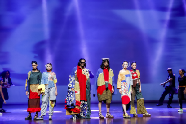 Kolaborasi Pelaku Ekosistem Fashion di Ciffest 2018