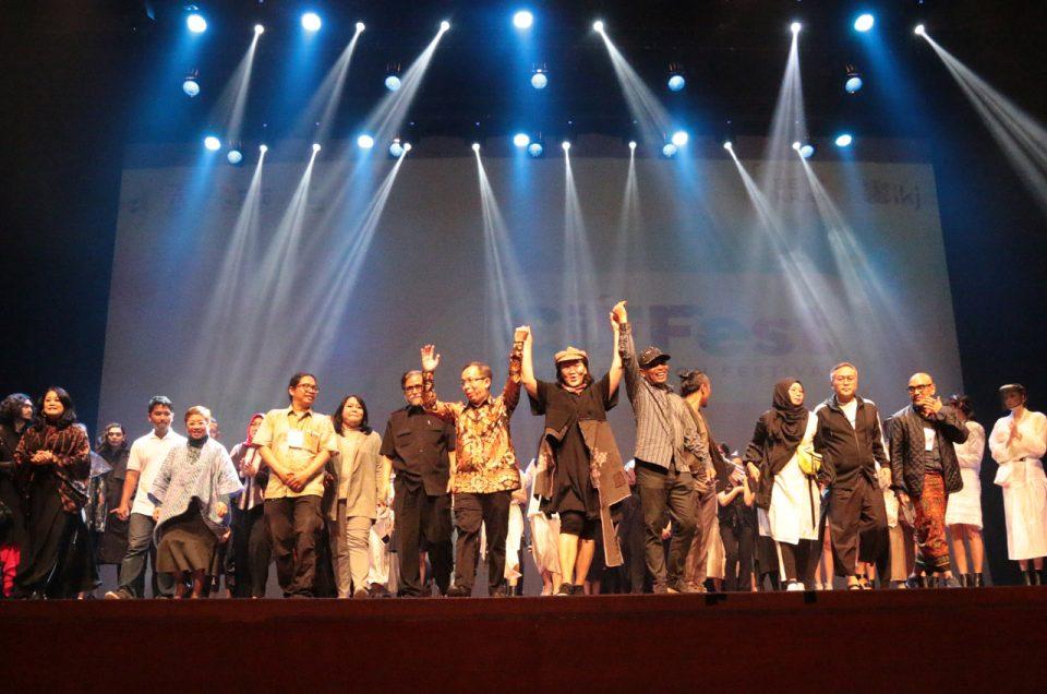 CIFFest 2018: Bangga Menggunakan Karya Anak Negeri