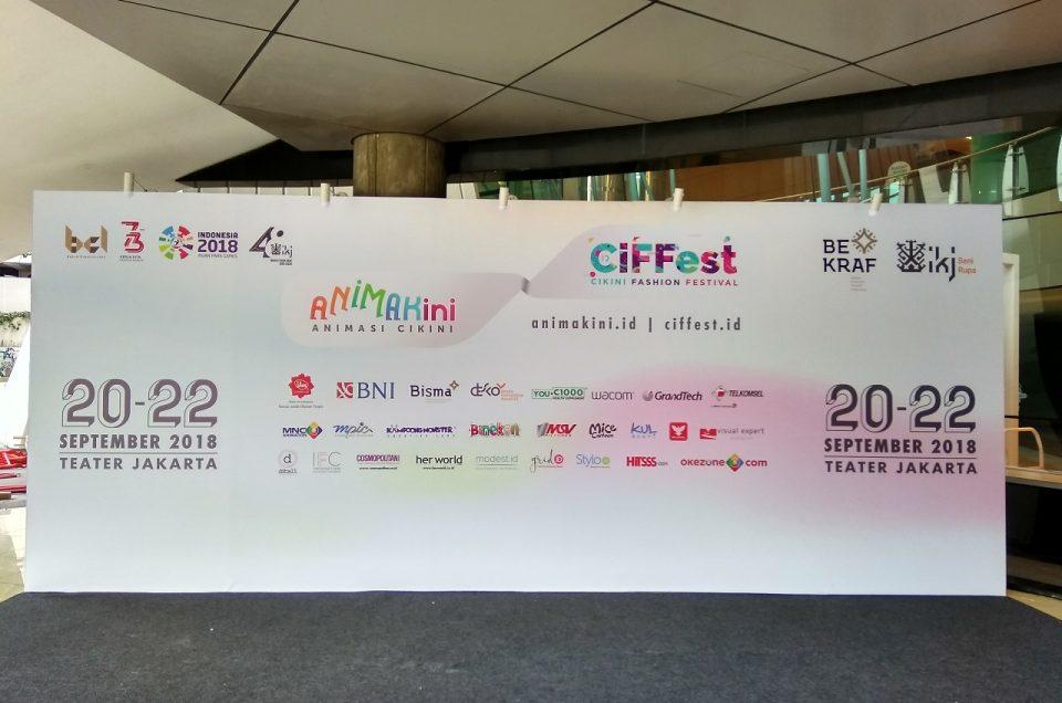 CIFFest Tak Sekedar Festival