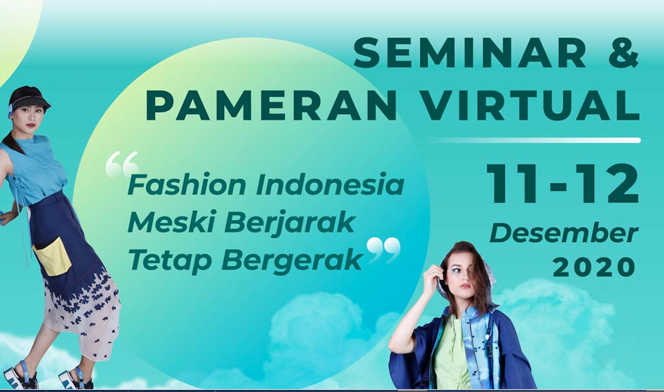 CiFFest 2020 Gelar Seminar dan Pameran Fashion Virtual